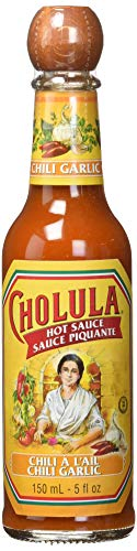 Cholula Chili Garlic Hot Sauce 5fl ( 3 pack )
