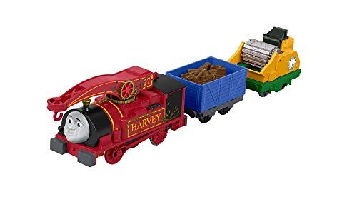 Fisher-Price Thomas & Friends TrackMaster, Helpful Harvey -