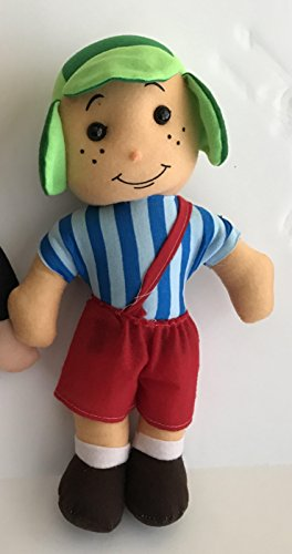EL CHAVO DEL OCHO Stuffed Toy Doll, 13 inches tall, Hand Made