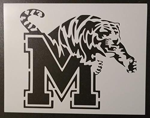 OutletBestSelling Reusable Sturdy University of Memphis Tigers Tiger 11