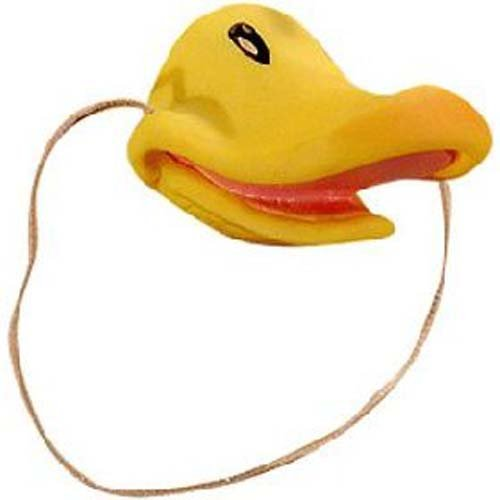 One Size Costume Duck Nose -