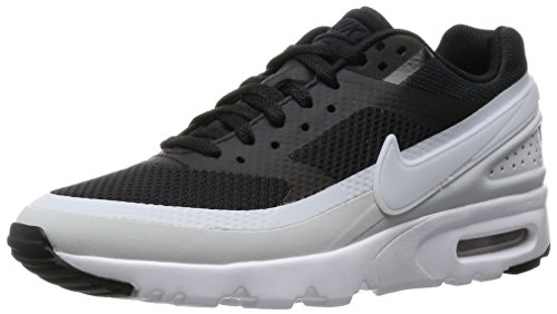 timeless design d8fd4 77e62 Galleon - NIKE Womens Air Max BW Ultra Running Trainers 819638 Sneakers  Shoes (37.5 M EU, Black Pure Platinum White Black 001)