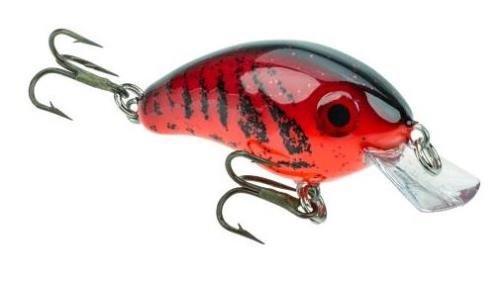 Strike King HCBPM-648 Bitsy Pond Fishing Equipment (Ounce 0.125 Stick)