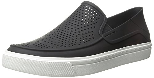 Crocs Nero Citilnrokaslp Black White Zoccoli Uomo rqrw1T