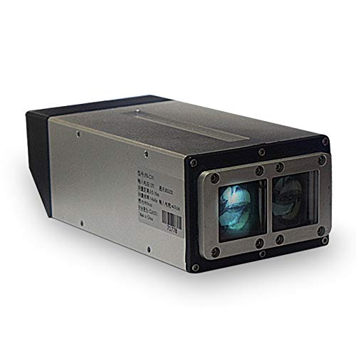The 10m Light Curtain lidar ranging Sensor Module locates The Vehicle scanning Contour at high Frequency