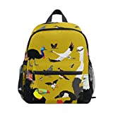 Best Puffin Kid Books - Kids School Bag Backpack Birds Eagle Puffin Children Review