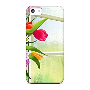Iphone 5c Case Cover Spring Bouquet Case - Eco-friendly Packaging