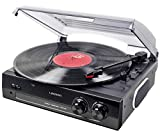Lauson CL502 Record Player Vinyl Record Player Turntable USB,...