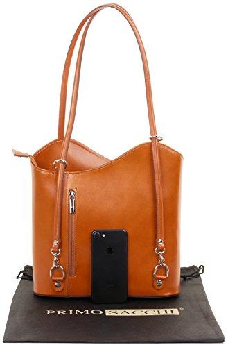 un grandes à en protecteur Grand cuir à et rangement marque Tan moyennes de sac la de italien ou bandoulière sac à dos nbsp;Comprend nbsp;Versions main main sac à Sac fabriqué BOdRqR
