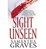 Front cover for the book Sight Unseen (Warner Forever) by Samantha Graves
