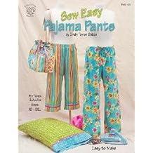 Sew Easy Pajama Pants (Taylor Made Designs)