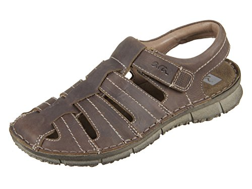18404 Sandalo 04 Fabius da Uomo marrone Ara Marrone 11 q6wxRxX