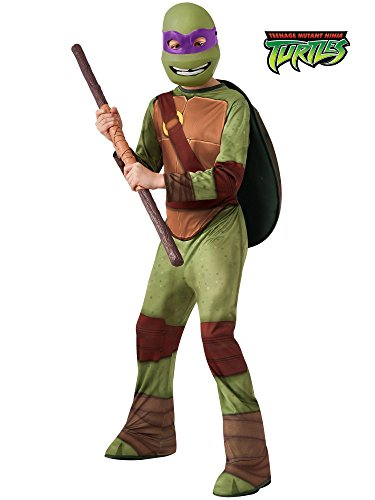 Teenage Mutant Ninja Turtles Donatello Costume, Medium]()