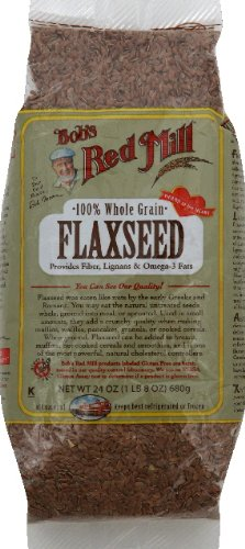 Bob's Red Mill Flaxseed 24.0 OZ (Pack of 3)