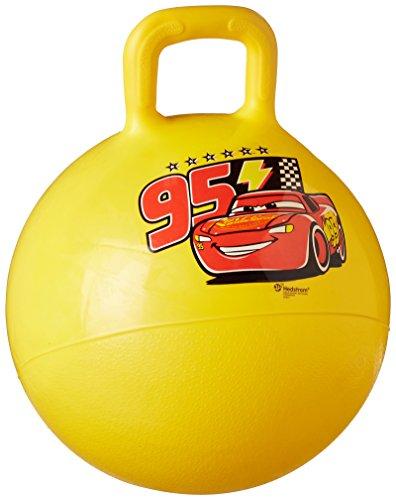 Disney Pixar Cars 15 in. yellow hopper Disney Princess Hop Ball
