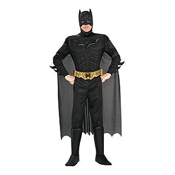 Amazon.com: Rubie\'s Men\'s Batman The Dark Knight Rises Costume ...