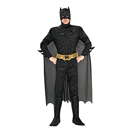 Rubie's IT880671-L - Costume Batman Deluxe, L