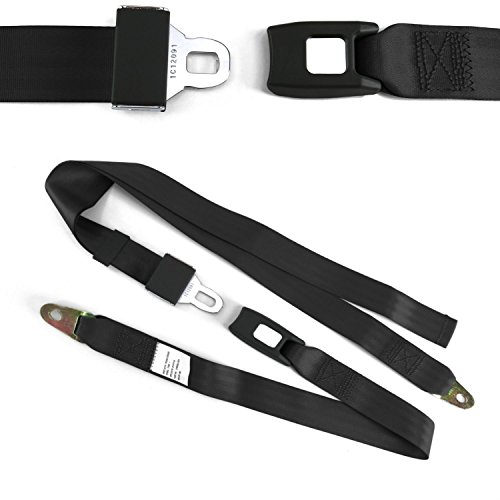 1 Replacement Seat Belt - 2