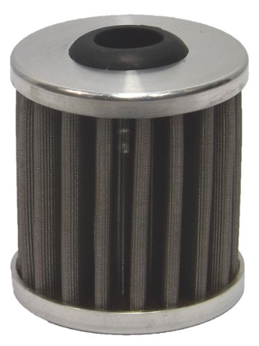 PC Racing PC207 Flo Stainless Steel Reusable Oil Filter