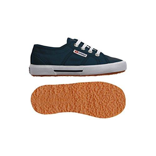 Superga 2950 COTJ, Mädchen Sneaker Blue