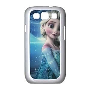 Custom Frozen 2015 Disney Movie Lovely Snowman Olaf Hard Case For Samsung Galaxy S3 KHR-U564920