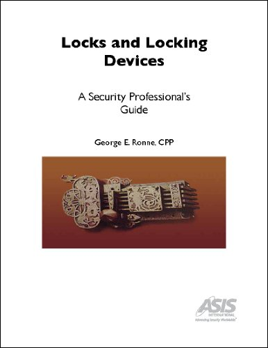 Guide Lock (Locks and Locking Devices: A Security Professionals Guide)