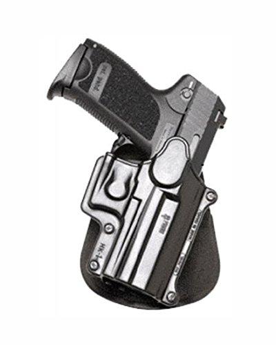 Fobus concealed carry Paddle Holster for H&K USP Compact 9mm, 40 cal, 45 cal / Taurus PT11, PT140, PT111. Ruger SR9/SR9c/SR40 Walther PPQ