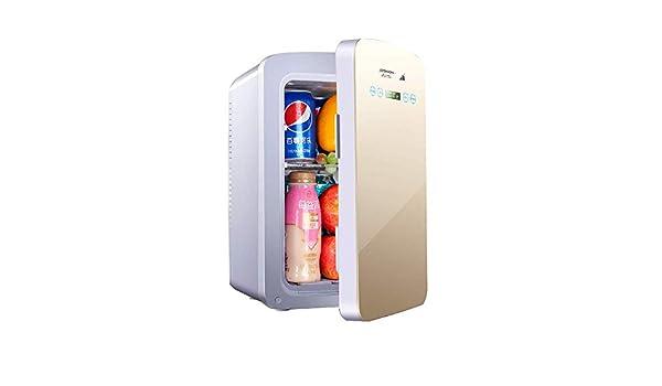 Kievy 10L portátil Mini Personal Refrigerador Refrigerador del ...