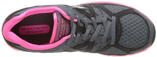 Skechers Smidighed Fritid 11870 Dame Sneaker Grå (cchp) 03DLby