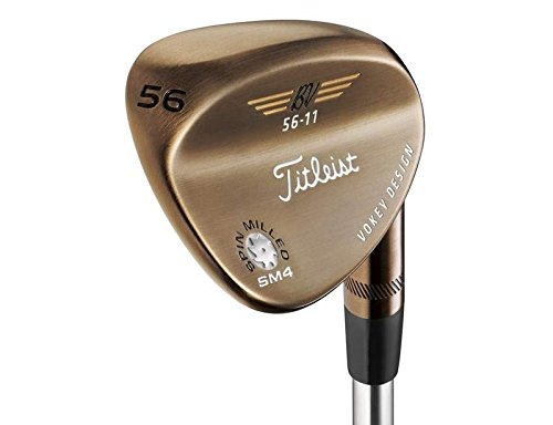 Titleist Vokey Spin Milled SM4 Oil Can Wedge Sand SW 56 Project X Wedge 6.5 Steel Regular 35.5 ()