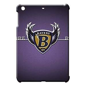 iPad Mini 1 / Mini 2 Retina / Mini 3 Dirtshock Unique Protective Cases Ipad carrying skins Baltimore Ravens nfl football logo