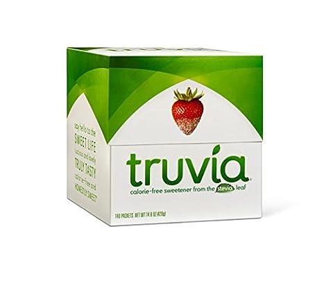 Truvia Natural Sweetener, 140 Packets - Coffee Yogurt