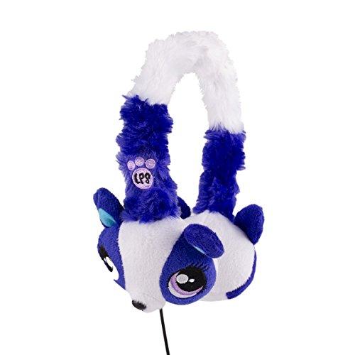 Littlest Pet Shop HP1-09081 Plush Headphones ()