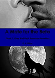 A Mate for the Beta: (Book 1, Grey Wolf Pack Romance Novellas) (English Edition)
