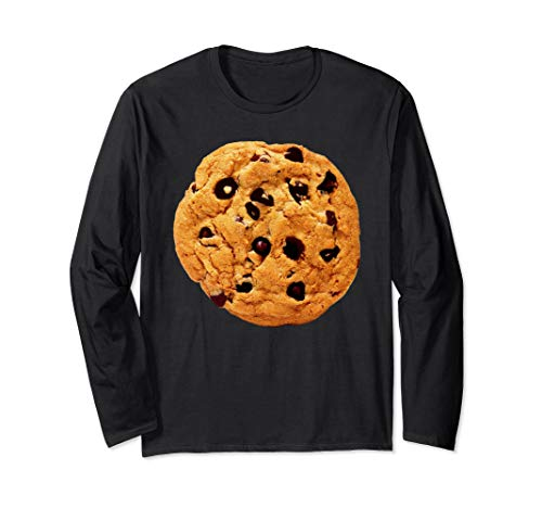Chocolate Chip Cookie Costume Shirt Holiday Party -