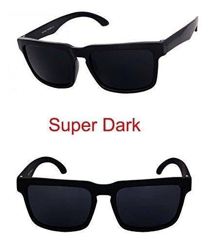 Super Dark Lens Sunglasses for sensitive eyes - - Eyes Sensitive Sunglasses Super Dark For