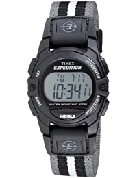 T49661 Black Grey Expedition Digital Chronograph Watch