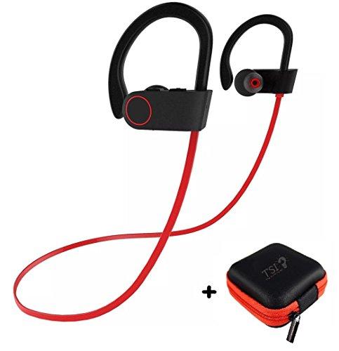 Bluetooth Earbuds Best Wireless Sports Headphones w/Earphone