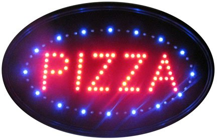 Pizza Sign - 1