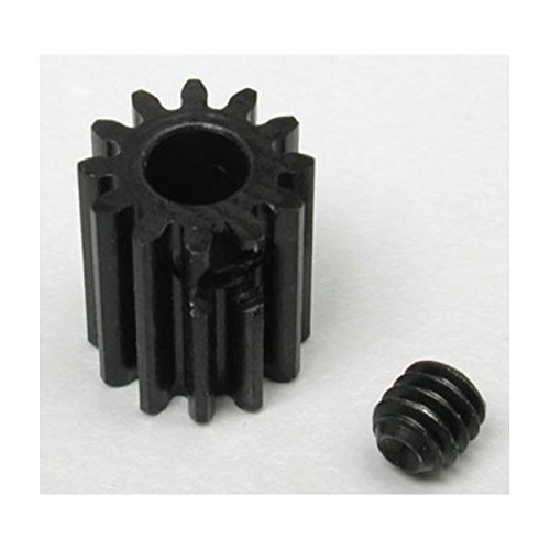 Robinson Racing Products 48P Hard Coated Aluminum Pinion Gear, 12T, RRP1312