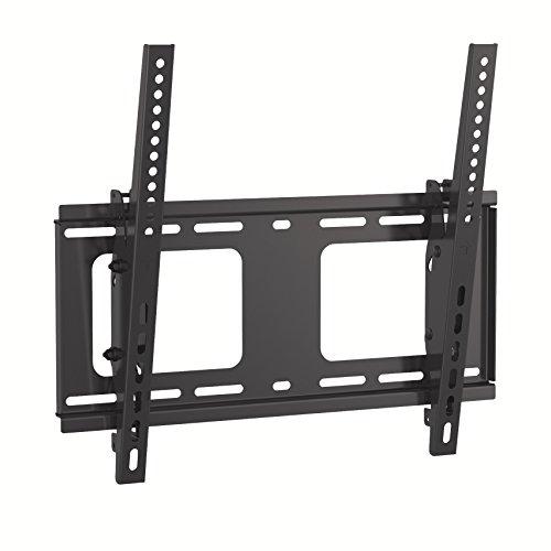 TÜV GS TV Wandhalterung 062 Flache neigbar Plasma LCD LED Wandhalter für Fernseher mit 81 - 140cm (32