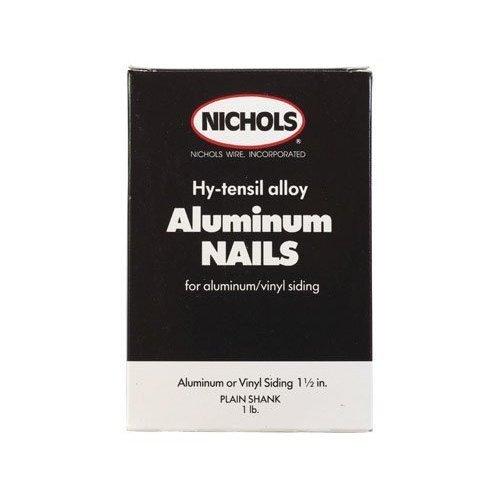 Nichols Wire - Nichols Wires Siding Nail 1-1/2