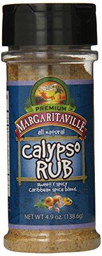 Margaritaville Calypso Rub, 4.9 Ounce