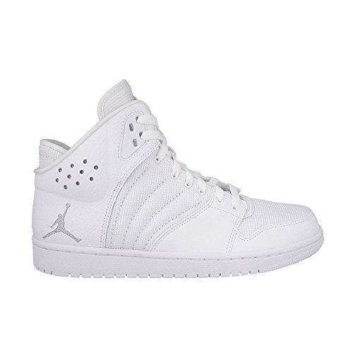 1 Basketball de Jordan Air Blanc nbsp;Flight Blanc Nike 4 Chaussures nbsp;LTD 4ZaSExq