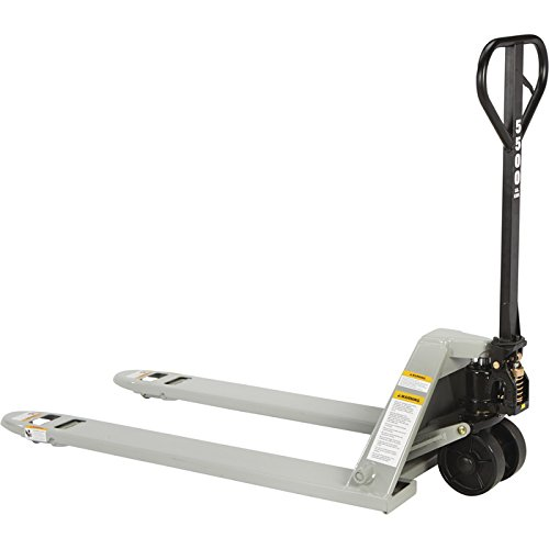 Strongway Low-Profile Pallet Jack—5500-Lb. Capacity by Strongway