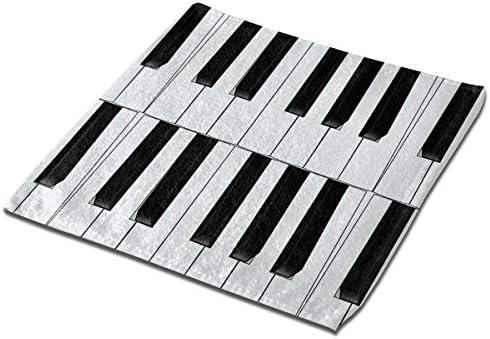 ピアノ タオル フェイスタオル 瞬間吸水 速乾 柔らかな肌触り ふんわり 抗菌防臭 家庭用 ホテル スポーツなどにも最適 33 X 33cm