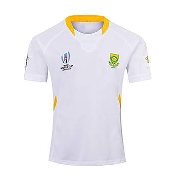 CBsports Equipo De Sudáfrica, Springboks, Copa del Mundo, Jersey ...