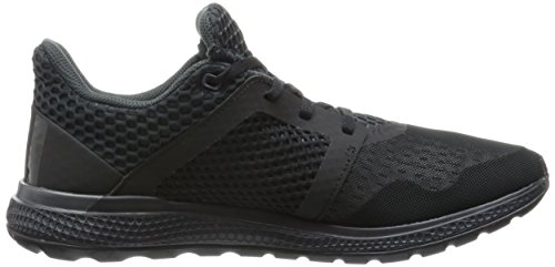 adidas Energy Bounce 2 M, Zapatillas de Running para Hombre Negro (Negbas / Negbas / Hiemet)