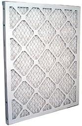 Glasfloss Industries HVP16251 Z-Line Series HV MERV 10 Pleated Filter, 12-Case