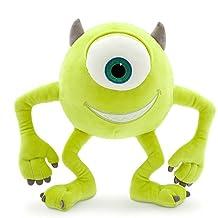 "Disney / Pixar Monsters Inc Mike Wazowski Exclusive 10.5"" Plush"